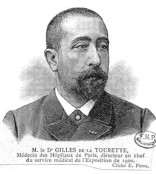 Gilles Tourette image