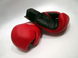 boxing glove sheffield