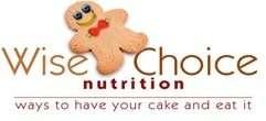 wise choice nutrition sheffield logo