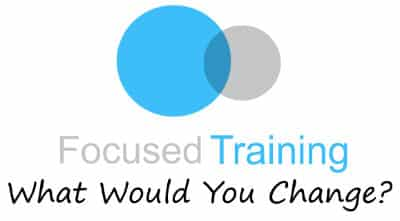focused training logo