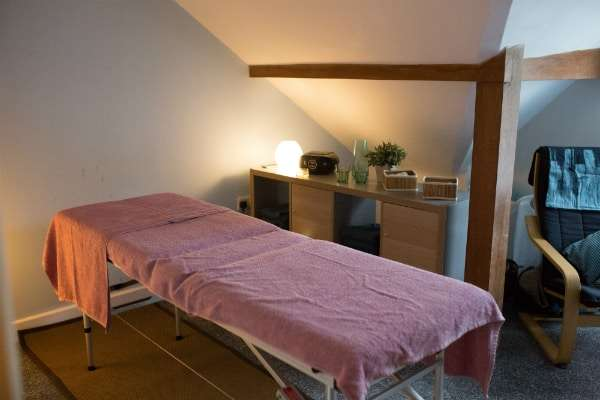hire the massage therapy room