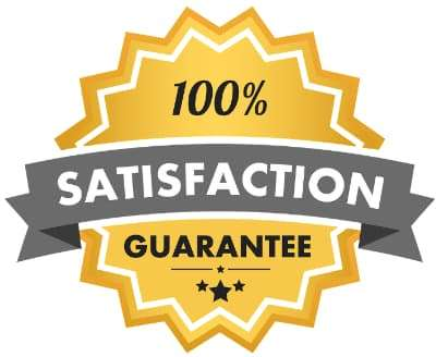 your satisfaction is guaranteed at Focused Hypnosis. Love your consultation and first hypnosis session or get your money back
