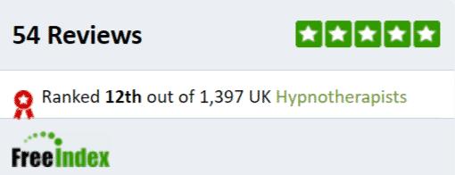 Focused Hypnosis is reviewed on Freeindex